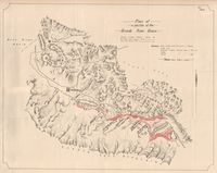 Plan of a portion of the Breede River Basin shewing irrigation schemes between the Hex River and Cogman's Kloof along the Breede River