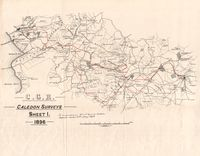 C.G.R. Caledon surveys, sheet1, 1896