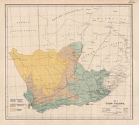 No. I.  Cape Colony, 1896-7