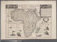 Africae Vera Forma, et Situs