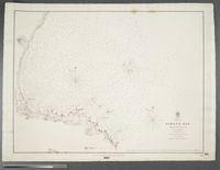 Sea chart of Simon's Bay