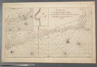 Pas-karte van de Zuyd-west-kust van Africa; van Cabo Negro tot beoosten Cabo de Bona Esperanca