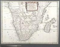 Basse Aethiopie qui Comprend les Royaume de Congo, Coste, et Pays des Cafres, Empires du Monomotapa, et Monoemugi