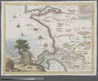 Carta Geographica del Capo de Buona Speranza