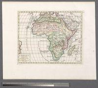L'Afrique divisee en ses principales parties