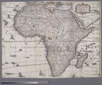 Africae Descriptio Nova Impensis