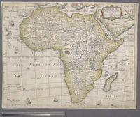 Africae Deseriptio Nova Impensis