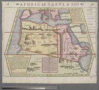 Aphricae Tabula IIII