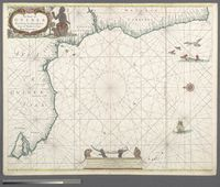 A Chart of Guinea Describing the Seacoast from Cape de Verde to Cape Bona Esperanca