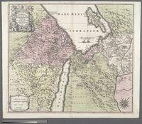 Deserta Aegypti, Thebaidis, Arabia, Syriae, etc