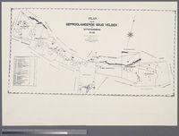 Plan van de geproclameerde Goud Velden te Witwatersrand, Z.A.R