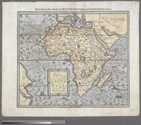 Affricae Tabula Nova