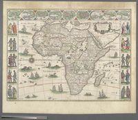 Africae novo descriptio