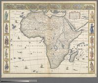 Africae, described, the manners of their Habits and buildings newly done into English by J. S.
