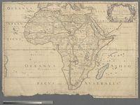 Africa Vetus ... cum privilegio
