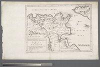 Karte von den Eigentlichen Africa und von Numidien