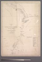 A Part of the Rivers Niger &  Chadda Surveyed in 1832 - 33 by Commander Wm. Allen, R.N