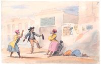 Hottentots - Street Scene