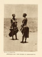 ǂKhomani and |Auni women at Johannesburg