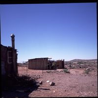 Unidentified house in Loubos, Northern Cape, South Africa