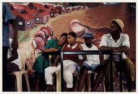 Shebeen scene, Community Arts Project