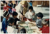 International Children's Day art workshop