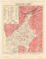Bounds map of Cairo