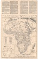 Physiographic Diagram of Africa