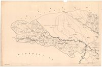 Map of the District of Matatiela, sheet no. 1