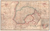 New map : Briton or Boer