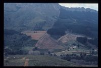 Jonkershoek Nature Reserve before construction of the tunnel and dam