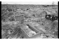 Child's grave
