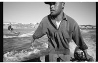Traditional fishing, South Africa, Western Cape