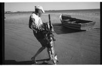 Traditional fishing, Paternoster, South Africa