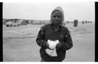 Child in Tentedorp, Port Nolloth