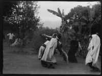 Ukumoga dance at a funeral