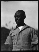 A Christian convert in safari uniform