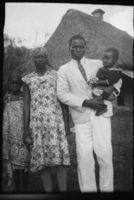 A Christian family