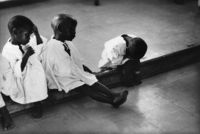 Malnourished children, Selosesha