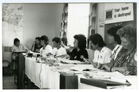[Delegates at the Black Sash National Conference, 1989]