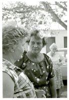 [Sheena Duncan and Patty Geerts at Black Sash National Conference, c.1984]