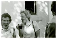 [Ann Colvin and Annika van Gijlswyk at Black Sash National Conference, c.1984]