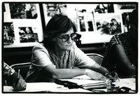 [Jill Wentzel at the Black Sash National Conference, 1983]