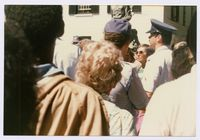 [Demonstration demanding clemency for the Sharpeville Six]