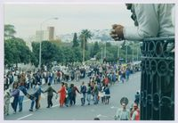 [March in Cape Town]