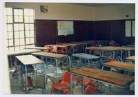 Noxolo School, Section 1 of Old Crossroads, where problems surfaced in Jan/Feb 1993