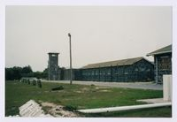 The outside of Robben Island Prison 1997