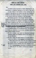 Letter to Prime Minister: Bantu Laws Amendment Bill 1963