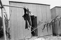 Abandoned Koevoet detention centre
