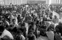 Caritas Feeding Centre, Malanje, Angola